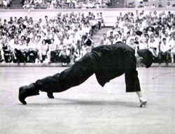 Bruce Lee aux Internationaux de Long Beach