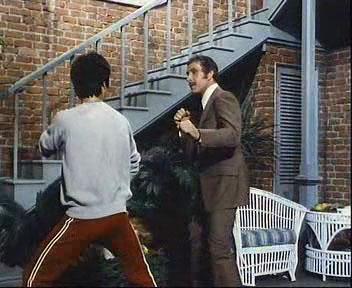 Bruce Lee dans Longstreet