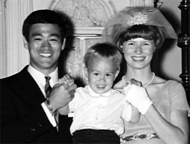 Bruce Lee, Brandon et Linda