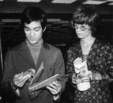 Bruce Lee et Linda