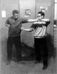 Jesse Glover et Bruce Lee