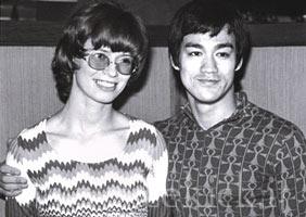 Linda Lee et Bruce Lee
