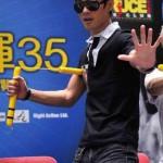 Danny Chan imite Bruce Lee