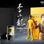 Nokia N96 - Bruce Lee Edition