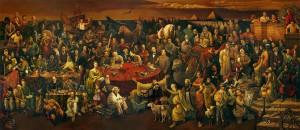 Discutons avec Dante de La Divine Comédie