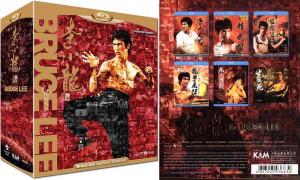 Coffret Bruce Lee - Blu-ray