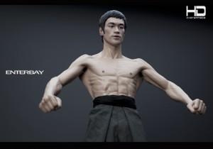 Figurine de Bruce Lee chez Enterbay - HD-1003