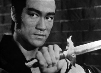 Bruce Lee - the silent flute