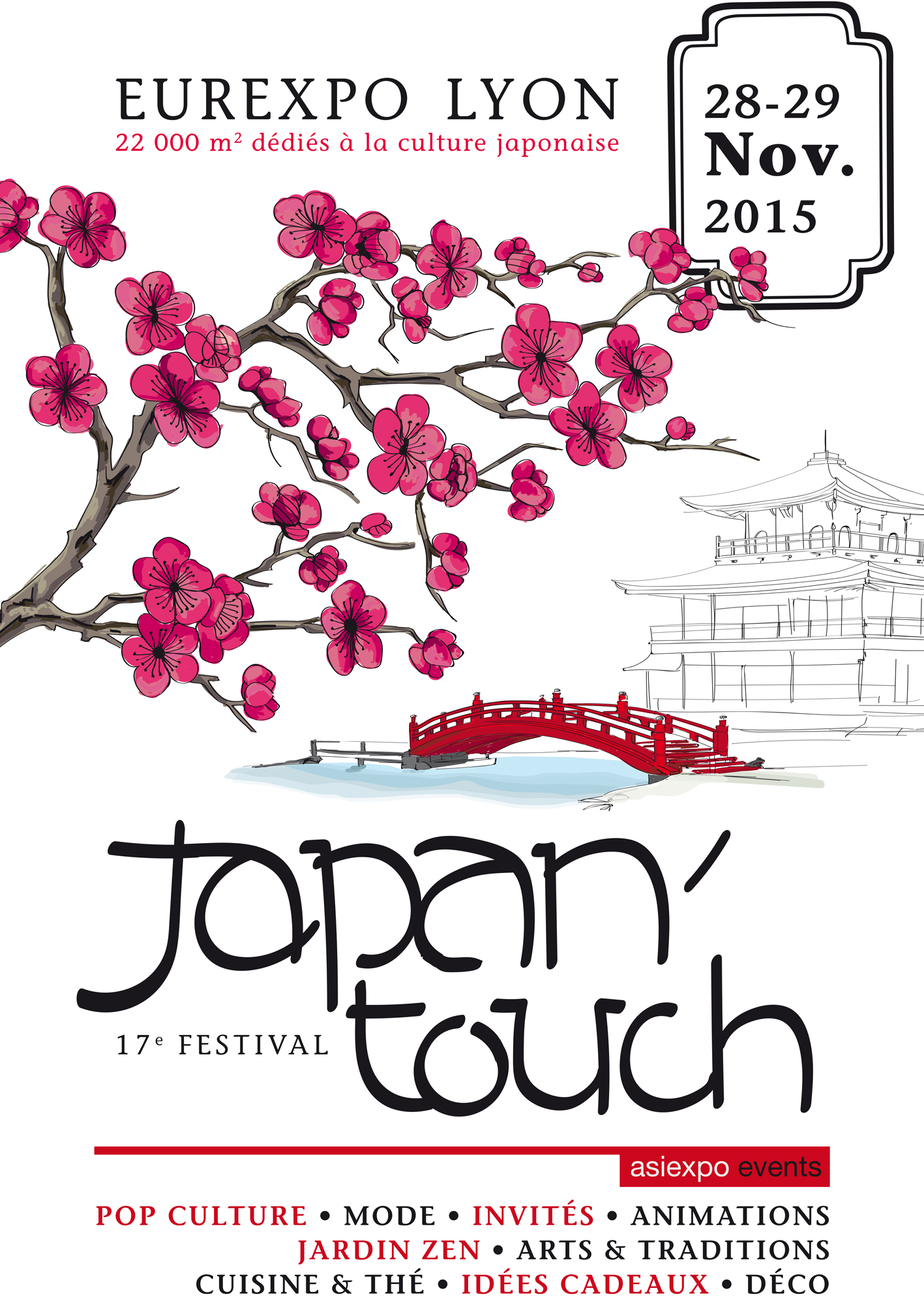 Japan' Touch 2015