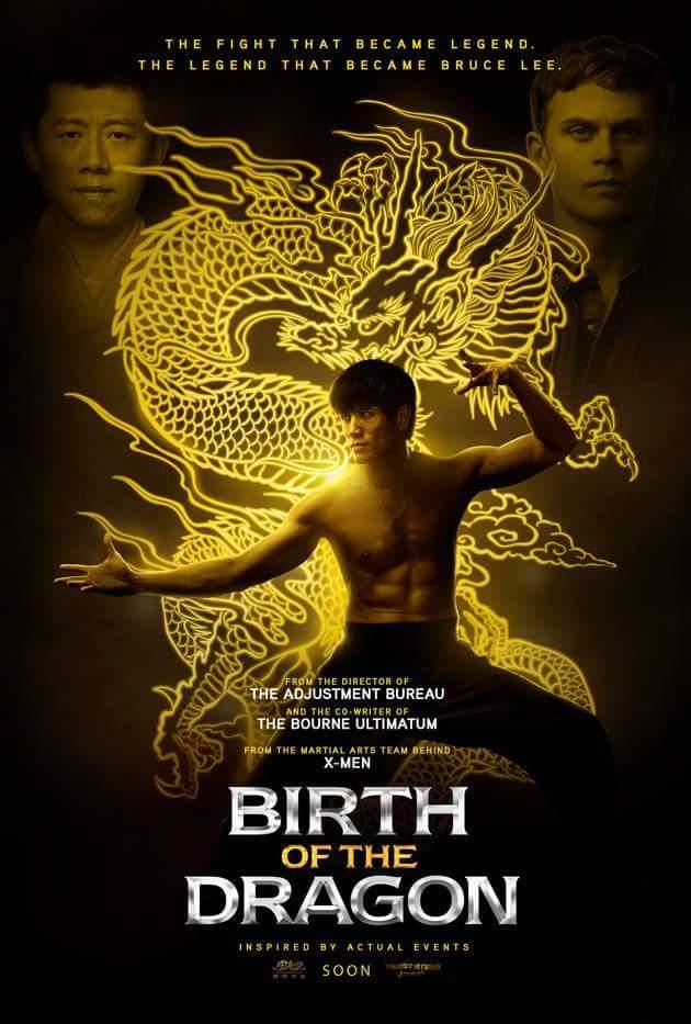 Birth of the Dragon : Un nouveau biopic sur Bruce Lee
